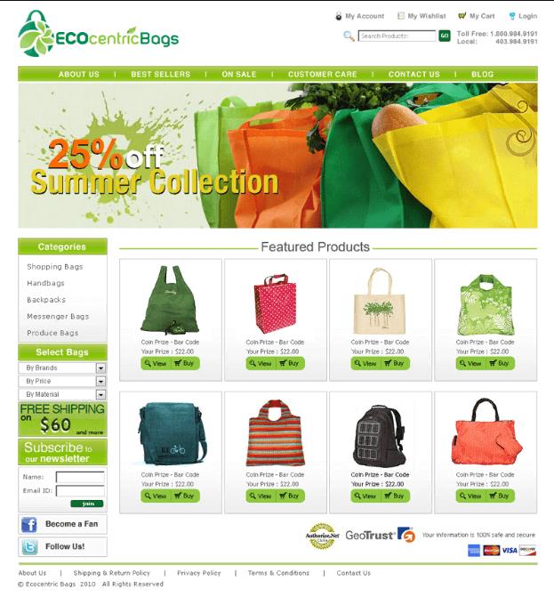 Thiết kế website bán hàng, thương mại điện tử