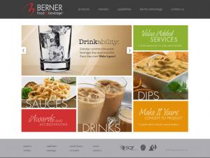 Thiết kế website kinh doanh đồ ăn vặt