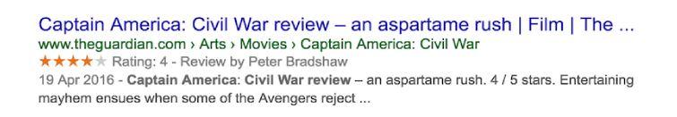 Review phim Captain America: Civil War của website empireonline.com