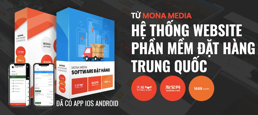 Sử dụng dịch vụ tại Mona Media
