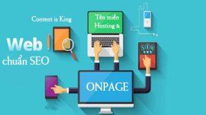 công ty thiết kế web chuẩn seo