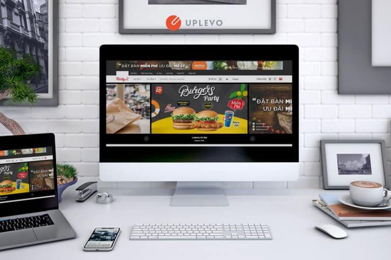 Lợi ích từ thiết kế website nhà hàng, website giúp cho thu hút khách hàng tốt hơn