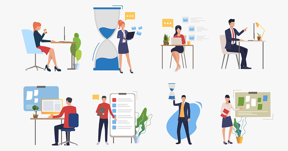 Vai trò của ứng dụng quản lý công việc