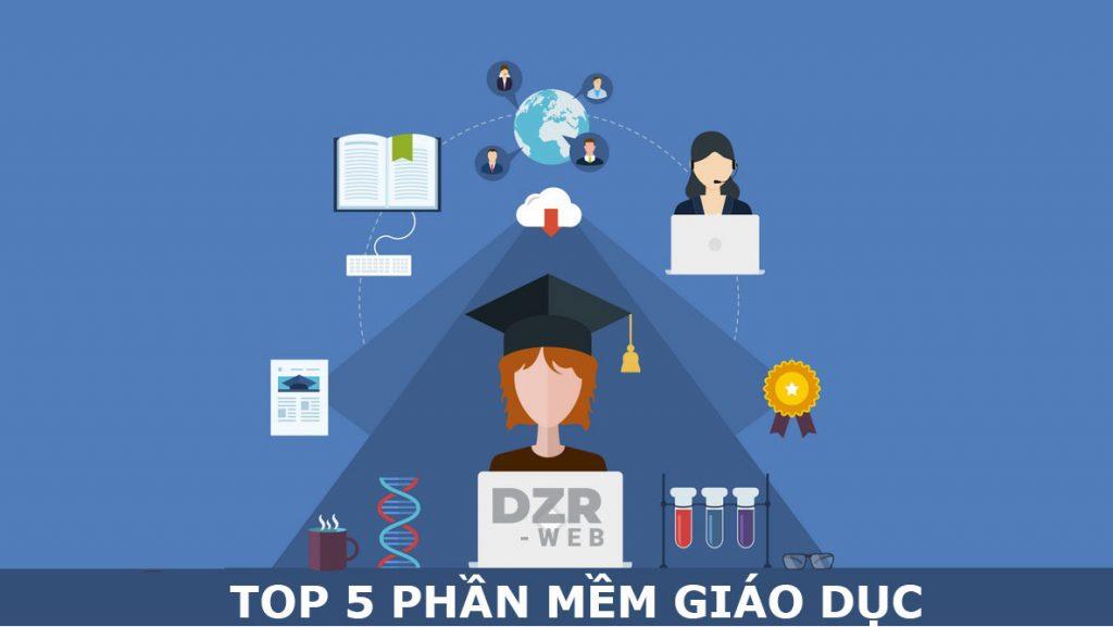 Top 5 phần mềm giáo dục
