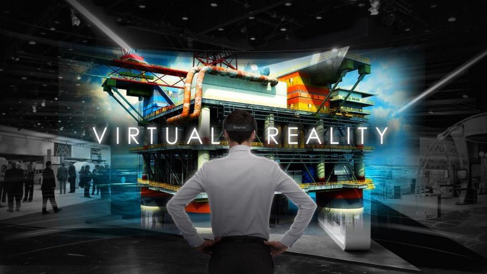 Công nghệ thực tế ảo VR là gì