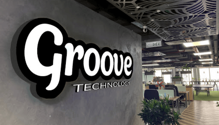 công ty thiết kế app mobile groove technology