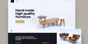 lưu ý khi thiết kế website nội thất