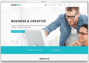 Thiết kế website giới thiệu sản phẩm, công ty