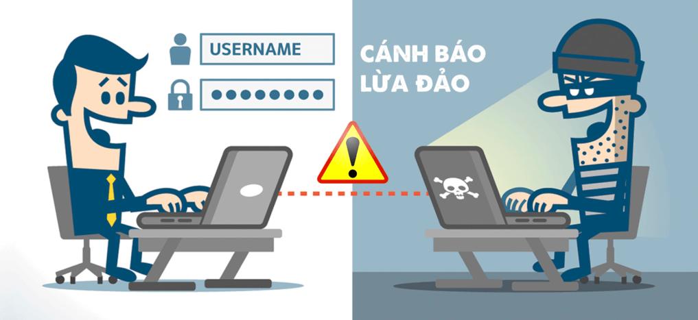 Dịch vụ làm web lừa đảo