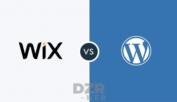 Điểm khác nhau giữa Wix và WordPress