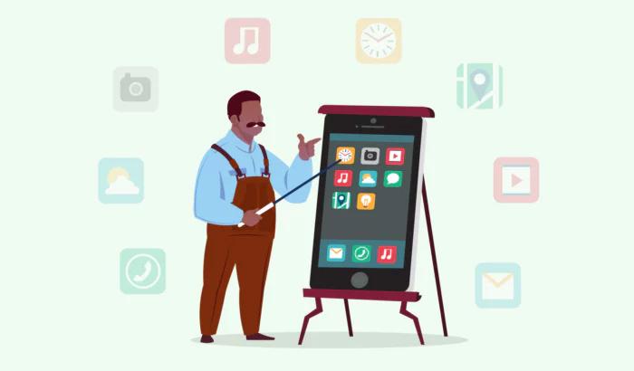 xây dựng ứng dụng di động