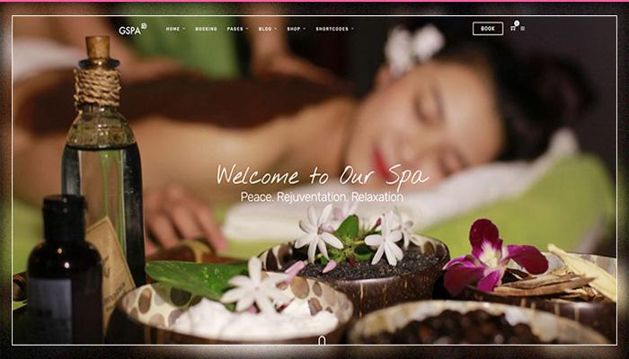 Phát triển lâu dài nhờ thiết kế website Spa – Thẩm mỹ viện